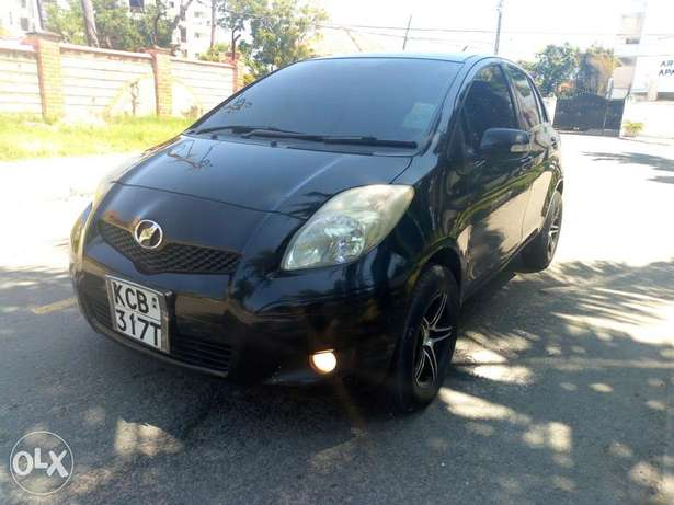 Great deal,well maintained vitz just buy and drive, service to service Kilindini - image 7