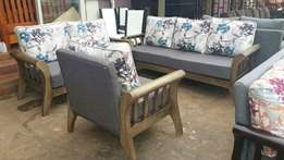 Wooden sofas order now and get in 6 days