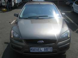 2006 Ford Focus 1.6 5-Door Si For R70000