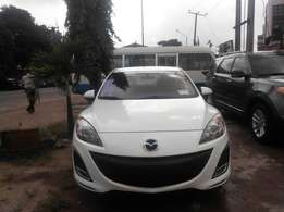 Direct Foreign used Mazda3 2012 model