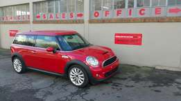 2012 Mini Cooper S Clubman FSH Warantee Included R159990