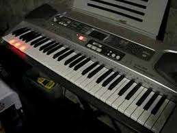 casio lightning keyboard