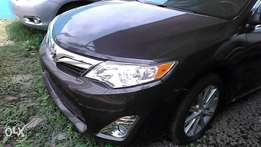 Tin can cleared Toyota Camry xle fuloption 2013