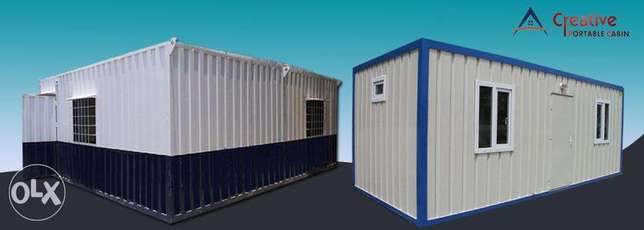 Custom Made portable Container cabin