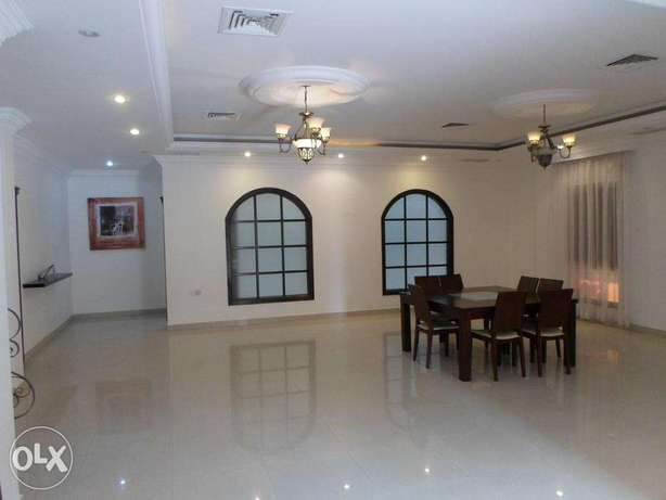 Elegant duplex villa in mangaf with garden.