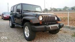 Wrangler Jeep Rubicon 2010