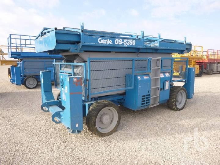 Genie GS5390 4x4 - 2004