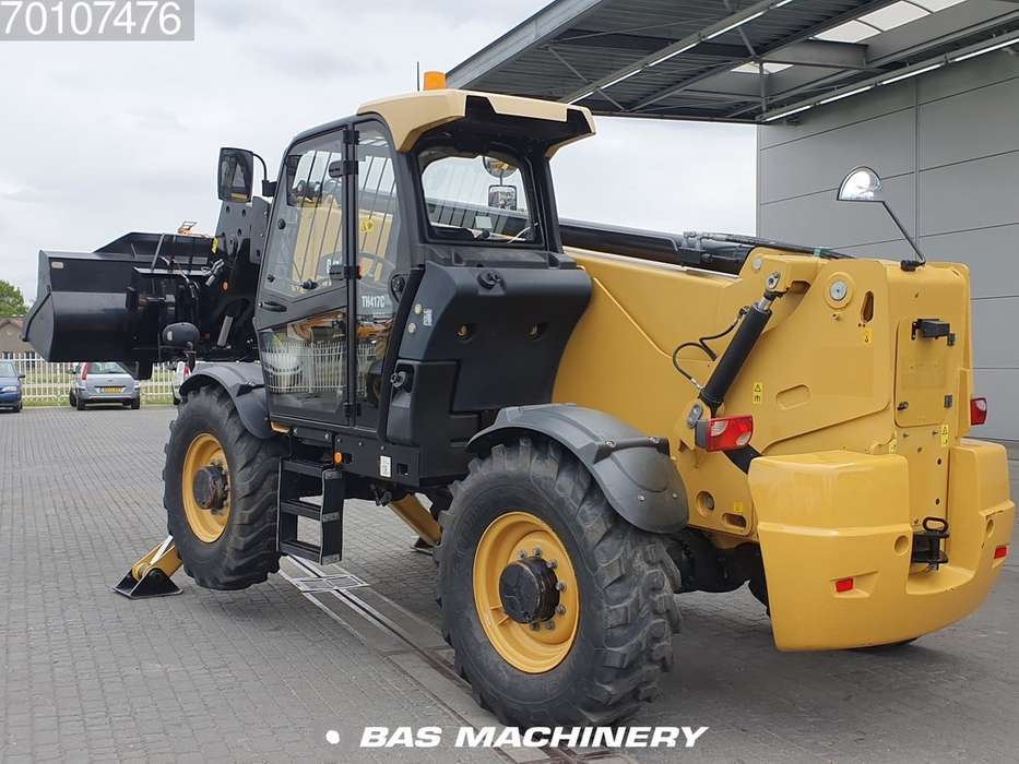 Caterpillar TH417C Bucket and forks - 2014 - image 2