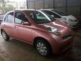 Nissan March Just arrived