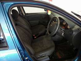 2013 Ford Fiesta 1.4 Ambienter, Color Blue, Prince R130,000.