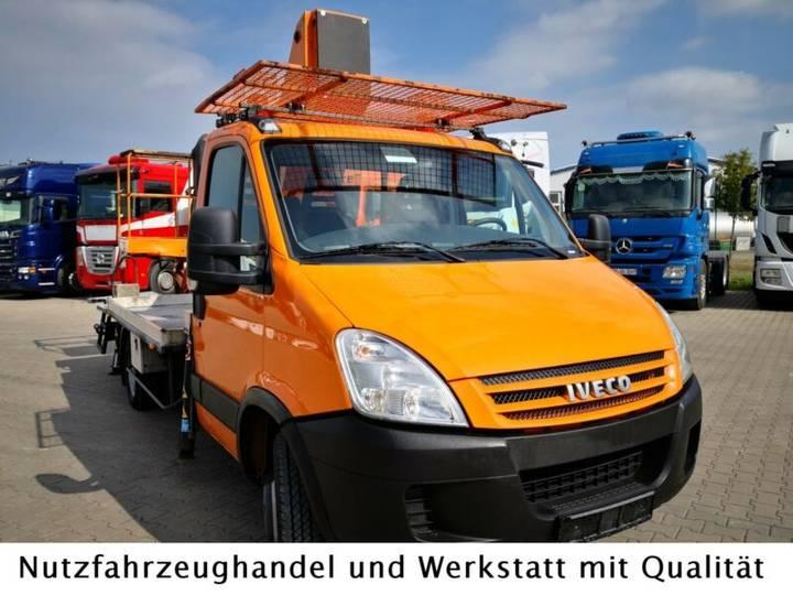 Iveco Daily 50C15, GSR-Hubarbeitsbühne E179T - 2009