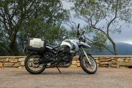 800cc BMW F series GS PLUS extras