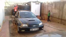 Quick Sale on this 2001 Toyota Caldina GT Model