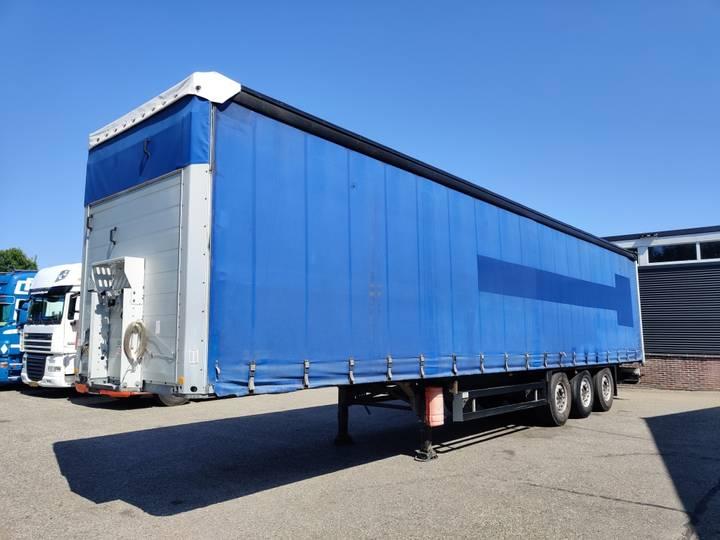 Schmitz Cargobull S01 3-Axle Schmitz - Disc Brakes - Galvanised - 12/2019 APK - 2008