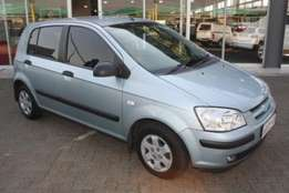used hyundai getz for sale in nigel