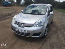 Nissan Note Silver KCL