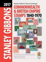 2017 Stanley Gibbons Commonwealth and British Empire Catalogue