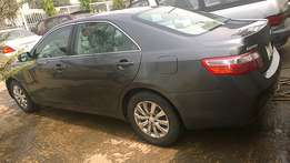 Foreign used Toyota Camry (2007)