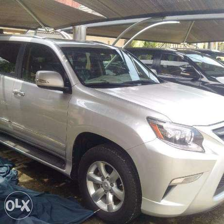 Fairly New Lexus GX 460 Silver coloured Wuse 2 - image 7