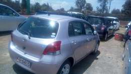 Toyota Vitz For Sale (2010)