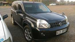 Nissan Xtrail,very clean,2008,quick sale