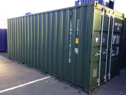 Droste truck sale High cube Container