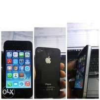 iPhone 4, 32GB for sale or swap with tecno j8