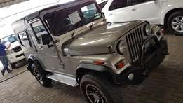 **2010 Mahindra Thar 2.5TDI 4x4** Go anywhere SUV** Only R119900**