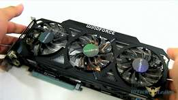 Gigabyte GTX760 2G Windforce Edition