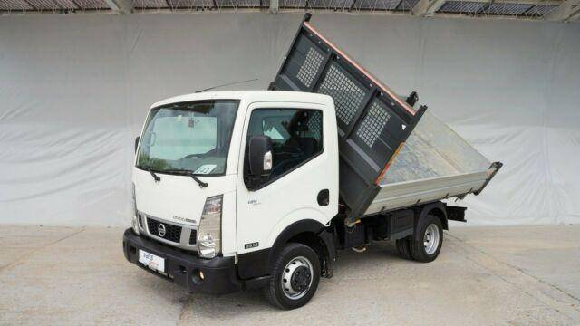 Nissan CABSTAR 35.12 DREISEITENKIPPER / AHK / 22790Km - 2016