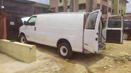 Clean Used Chevrolet Express Bus..N1.1m..Cabana Autos