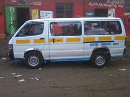 Matatu Toyota Shark 5L for sale