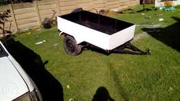 2m x 1.2m trailer for sale