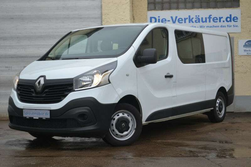 Used Renault Trafic 2.5 dci