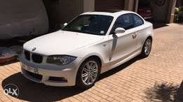 2008 bmw 125i coupe a/t