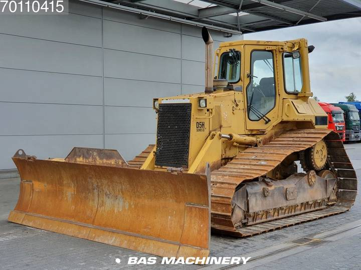Caterpillar D5H German dealer machine - ripper valve - 2000