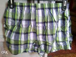 6Pack Business Class Men Boxers with Elastic waistband