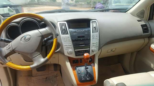 Lexus RX 330 Direct Tokumbo (fully paid duty) Makurdi - image 7