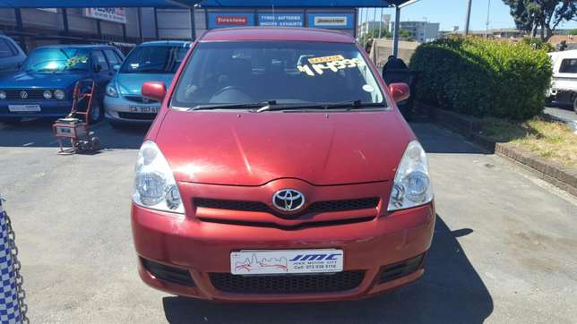 2005 toyota verso 1.6s 7 seater Cape Town - image 1