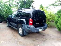 Clean and sharp xterra for sale