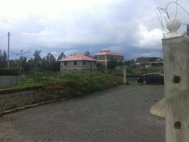 Fenced Plots for sale in Nkoroi near Smith Hotel Kiserian - image 4
