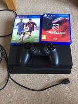 Sony PlayStation 4 500GB Console With FIFA 15 & Driveclub for R3400