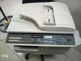 Sharp AR-M201 Photocopy Machine, can use Directly with Ur Computer too