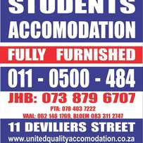 students accommodation in pretoria and johanesburg