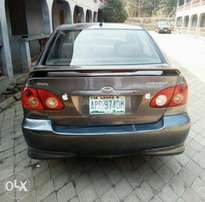 A sparkling very clean 2006 Toyota Corolla for sales