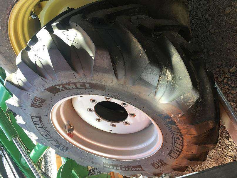 Michelin 460/70r24 - 2012