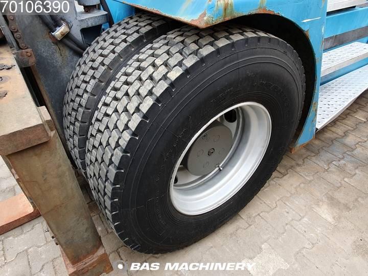 SMV SL12-600A Original hours - 90% tyres - 1997 - image 9
