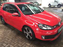 2012 VW Golf 6 2.0GTI Great Condition