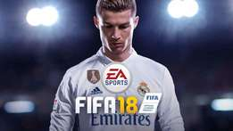 Fifa 18 and Pes 18 available!!! pc only