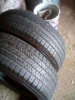 I have second hand tyres for sale 225;65 17inch